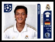 Panini Champions League 2011-2012 - Mesut Ozil Real Madrid CF No. 220
