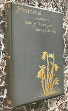 Poems by Emily Dickinson; 1910 First Form; Early Edition; Second Series
