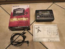 Sony Walkman WM-FX405 / Schubladenfund, funktionsfähig, guter Zustand