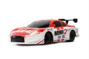 Rage RC C2400 Mini-Q 1/24 Scale 4WD On-Road Race Car DIY Kit, Everything