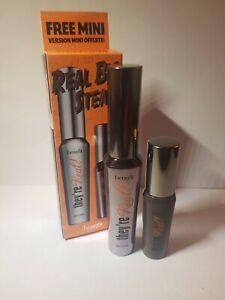 Benefit Beyond Mascara Black, Full Size  And Free Mini
