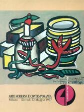ARTE MODERNA E CONTEMPORANEA  AA.VV. GALLERIA PACE 1997