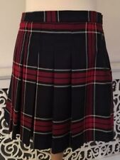 Polyester Checked Regular Size Skirts NEXT for Women