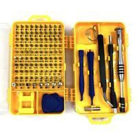 110 in 1 Magnetic Precision Screwdriver Set Watch Mobile Kits Tool Repair P S7Y5