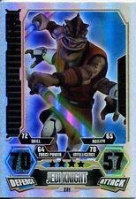 Star Wars Force Attax Series 3 Card #231 Pong Kreel