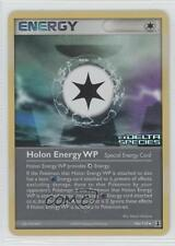 2005 Pokémon EX Delta Species #106 Holon Energy WP Pokemon Card 0a1