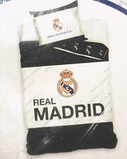 Real Madrid Single Duvet Set Duvet Cover 140cm X 200cm Pillow Case 70cm X 80cm