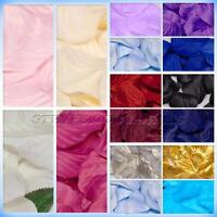 Rose Petals Eleganza Fabric Silk Flower Wedding Party Valentine Love Decoration