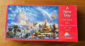 100 Piece Noah's Ark Puzzle