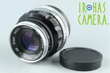 Nicca 50mm F/2.8 Lens for Leica L39 #26345 I1