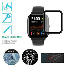 3D Curved Full Soft Clear Protective Film Cover Screen Protector For Amazfit GTS