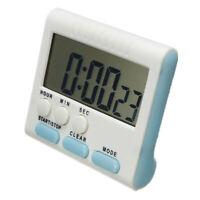 Digital Eieruhr / Kuechentimer Timer mit Lauter Alarm, up und down Funktion, N1M