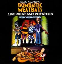 CHAD SMITH'S BOMBASTIC MEATBATS - LIVE MEAT AND POTATOES [DIGIPAK] * NEW CD