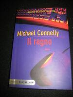 LIBRO: IL RAGNO--- MICHAEL CONNELLY---THRILLER--DA PIEMME BESTSELLER