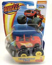 Blaze and the Monster Machines Blazing Speed Blaze Die-Cast Toy Vehicle New