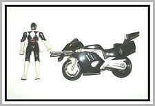 MMPR Black Mammoth Battle Bike with Zack _ ** Must See **