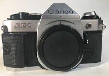 CLA'd Canon AE-1 Program 30-Day Returns SLR CAMERA, SLR Meter Works (CAE1PC)