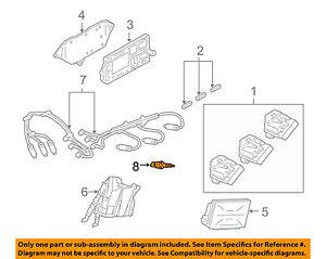 Pontiac GM OEM 99-01 Grand Am 3.4L-V6 Ignition-Spark Plug 19301810