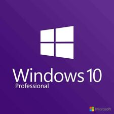 Microsoft Windows 10 Professional Installation USB Drive 32&64 Bit w/ License