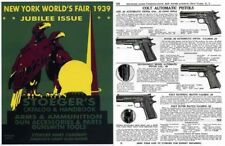 Stoeger 1939 World's Fair Issue Gun and Sports Catalog