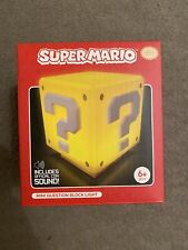 Paladone Super Mario 3d Question Block Light