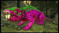 Ark Survival Evolved Xbox One PvE 200+ Unleveled Rollrat with Saddle