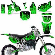 Graphic Kit Honda CR 80 MX Dirt Pit Bike Decals Sticker Wrap CR80 96-02 ICE GREN