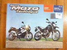 CBR125R XT660 Revue Technique moto Honda Yamaha Etat - Bon Etat Occasion