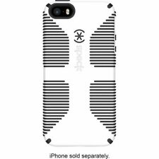 Speck Candyshell Grip Case iPhone 5 5S White Black