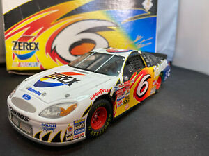 Team Caliber Mark Martin Owners Series Zerex Ford Taurus NASCAR 1/24 Diecast