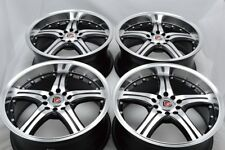 17 Wheels Avalon Soul Fusion Corolla Civic Accord Camry ES330 Rims 5x100 5x114.3