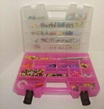 Kids Diy Bracelet String Beads Arts/Crafts Beads Jewelry Making Kit. Preowned.