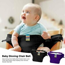 Baby Dinning Safety Belt Chair Portable Infant Toddler Seat Cover Chairs Belt