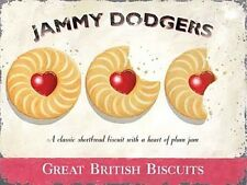 Jammy Dodgers fridge magnet   (og)
