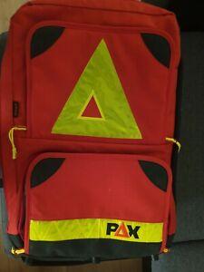 Notfallrucksack Pax Berlin Rettungsdienst Feuerwehr Notfallmedizin Rucksack
