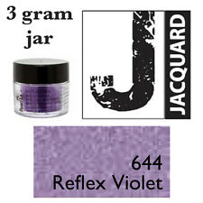 Pearl Ex Mica Powdered Pigments - 3g bottles - REFLEX VIOLET 644