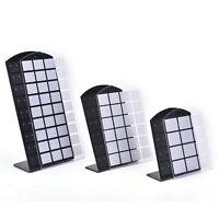 1X Earring Jewelry ShowCase Plastic Display Rack Stand Organizer Holder LI