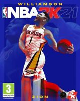 NBA 2K21 ✅ (OFFICIAL STEAM KEY)+GIFT Read Description Original Steam Key