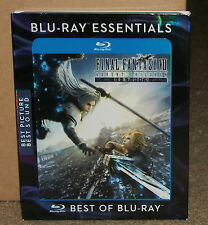 Final Fantasy VII Advent Children Complete Blu-ray With Slipcover