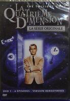 DVD LA QUATRIEME DIMENSION 6 EPISODES NEUF SOUS BLISTER