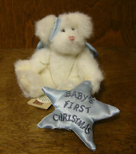 "Boyds Plush Ornaments #562401 B. Angelboy, 5"" Tall New/Tag From Retail Store"