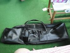 Soft Gig Bag Case 42 x 11 Inches Dual zipper Made Italy!