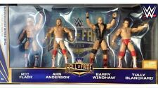 WWE MATTEL ELITE HOF HALL OF FAME FOUR HORSEMAN NEW USA EXCLUSIVE UK FLAIR