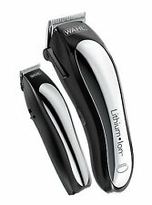 Wahl Lithium Ion Electric Beard Trimmer, Clipper, Cordless Razor Shaver, NEW