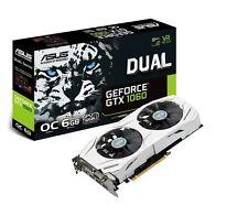 Asus NVIDIA GeForce GTX 1060 6 Go dual OC VR Prêt Gaming PC carte graphique