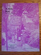 Vintage Bj Palmer Little Bit O'Heaven Booklet Chiropractic