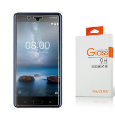 Nacodex For Nokia 8 Tempered Glass Screen Protector