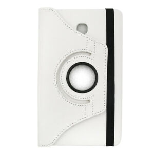 """360 Rotating Leather Folio Case Stand Cover For Samsung Galaxy Tab A 7.0""""-10.1"""""""