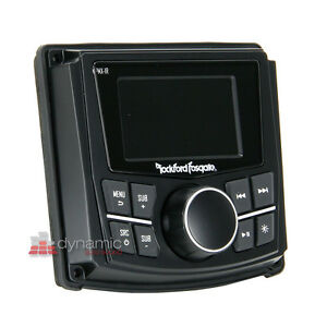 """Rockford Fosgate PMX-1R 2.7"""" Marine Stereo Wired Remote Control for PMX Receiver"""