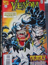 VENOM : SEPARATION ANXIETY n°4 1995 (4 of 4 ) ed. Marvel Comics  [SA3]